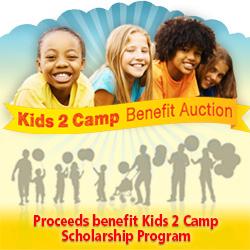 Kids 2 camp Benefit Auction Stanwood WA
