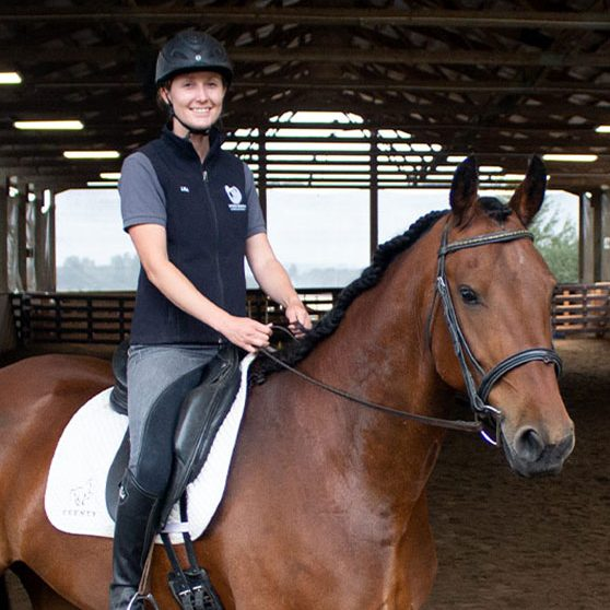 Lisa Tremain, Warm Beach Camp Horsemanship; located in Stanwood, WA; one hour north of Seattle.