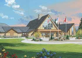 Cedar Lodge Artwork