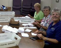 Mailing-Volunteers