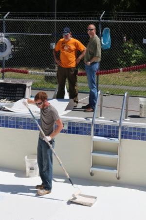 Pool Repair 1B