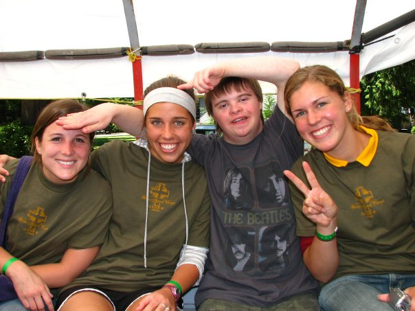 Special Friends Day Camp - volunteer opportunities