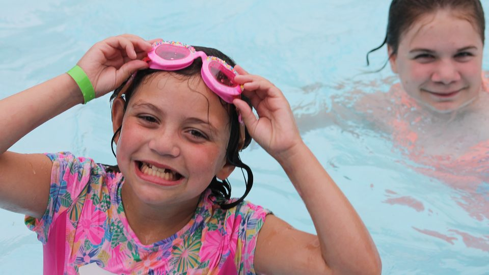 Swimming pool rental