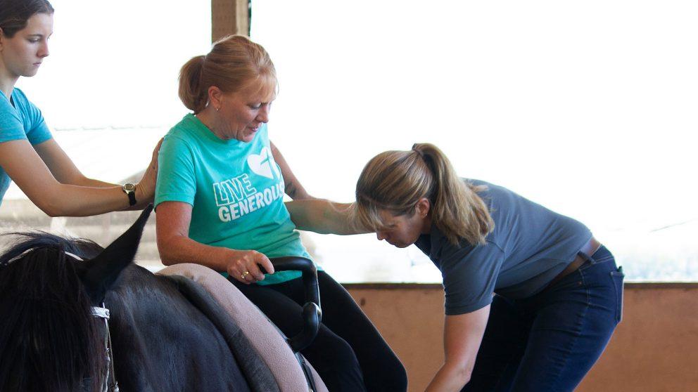 Therapeutic Horsemanship